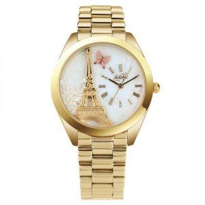 orologio da donna gold oro parigi didofa DF-1000G