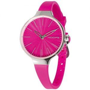 orologio hoops 2483l-12 rosa cassa acciaio