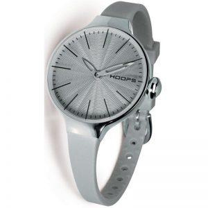 orologio in gomma hoops grigio chiaro 2483L21-35
