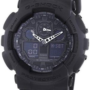 orologio casio G-Shock digitale analogico GA-100-1A1ER