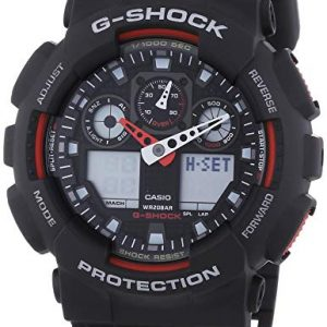 orologio in gomma g-shock Casio water resist 200 m digitale analogico