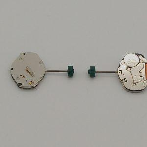 Marca: RONDA Calibro Movimento: 1069 Dimensioni: 6¾ x 8 '' Altezza movimento: 2,30 mm Sfere : 2 Diametro: 15,30 x 17,80 mm Funzioni: piccoli secondi al 6