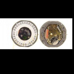 Marca: MIYOTA Calibro Movimento: 1M12 Dimensioni: 10 1/2 Altezza movimento: 2,71 mm Sfere : 3 Data: Data al 3 Pila: 364