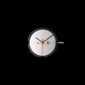 """Marca: RONDA Calibro Movimento: 503 Dimensioni: 10 1/2"""" Altezza movimento: 3 mm Sfere : 3 Diametro: 23,30 mm Funzioni: Solo tempo"""