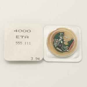 ETA 555.111 Circuito Nuovo Circuito Originale per Orologio Eta 555.111 Questo circuito si trova nella sua confezione originale sigillata