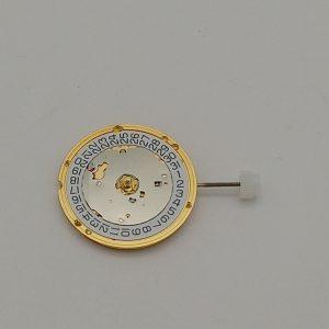 """Marca: ETA Calibro Movimento: 255.411=E63.111 Dimensioni: 10 1/2 """" Altezza movimento: 1,95 mm Sfere : 3 Diametro: 23,30 mm Funzioni: Solo tempo Data: Data al 3"""