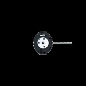 """Marca: SEIKO-SHOIJIRI Calibro Movimento: PC11 Dimensioni: 5 1/2 """" Altezza movimento: 3,15 mm Sfere : 3 Diametro: 15,55 mm Funzioni: Solo Tempo"""