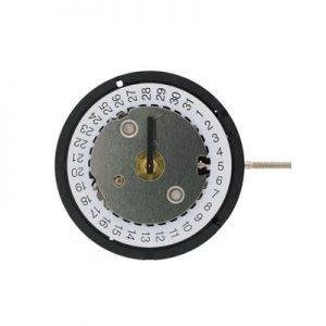 """Marca: ISA Calibro Movimento: K83-103 Dimensioni: 8 3/4"""" Altezza movimento: 2,85 mm Sfere : 3 Diametro: 19,40 mm Funzioni: Solo Tempo - Data"""
