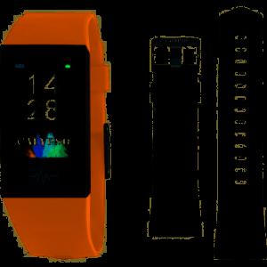 Orologio Calypso Uomo-Donna con codice K8500/3 Collezione SmarTime La cassa è di colore Nero,con due cinturini intercambiabili disponibili, Entrambi in Gomma, uno di Colore Arancione, l'altro di colore Nero. Nelle opzioni di utilizzo vi sono vari tipi di display da poter scegliere. Le funzioni disponibili sono svariate: Frequenza Cardiaca, La Variabilità della frequenza cardiaca (HRV), Il Misuratore di pressione, Sveglie, Cronometro, C'è il controllo Remoto Musica, Funzione Trova il Mio Telefono, Il Controllo Sedentarietà, Calendario, Notifiche per le telefonate in arrivo, Le Notifiche dei Messaggi, Varie modalità Sport: corsa, ciclismo, trekking, calcio, basket. Il Contapassi, Il Controllo Remoto Fotocamera. Monitoraggio del Sonno, App dedicata. E' Compatibile con iOS (versione 9 e superiori), e Android (versione 4.4 e superiori) C'è la Ricarica USB senza necessità di spinotto, Il Tempo di Ricarica circa 60 Minuti, Autonomia in standby 20 giorni, Connessione Normale 5-7 Giorni La Risoluzione dello schermo touchscreen: 135 x 240 pixels