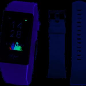 Orologio Calypso Uomo-Donna con codice K8500/2 Collezione SmarTime La cassa è di colore Nero,con due cinturini intercambiabili disponibili, Entrambi in Gomma, uno di Colore Glicine, l'altro di colore Bianco. Nelle opzioni di utilizzo vi sono vari tipi di display da poter scegliere. Le funzioni disponibili sono svariate: Frequenza Cardiaca, La Variabilità della frequenza cardiaca (HRV), Il Misuratore di pressione, Sveglie, Cronometro, C'è il controllo Remoto Musica, Funzione Trova il Mio Telefono, Il Controllo Sedentarietà, Calendario, Notifiche per le telefonate in arrivo, Le Notifiche dei Messaggi, Varie modalità Sport: corsa, ciclismo, trekking, calcio, basket. Il Contapassi, Il Controllo Remoto Fotocamera. Monitoraggio del Sonno, App dedicata. E' Compatibile con iOS (versione 9 e superiori), e Android (versione 4.4 e superiori) C'è la Ricarica USB senza necessità di spinotto, Il Tempo di Ricarica circa 60 Minuti, Autonomia in standby 20 giorni, Connessione Normale 5-7 Giorni La Risoluzione dello schermo touchscreen: 135 x 240 pixels