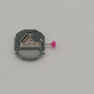 Marca: MIYOTA Calibro Movimento: T205 Misure: 28.4x27.8x25 mm Funzioni: Digitale-Analogico-Chrono-Allarme Sfere:3