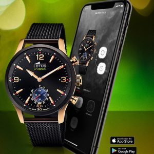Smartwatch - Connected - Hybrid